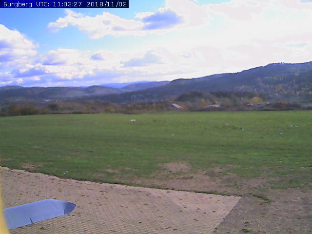 Burgberg Airfield near Witzenhausen
